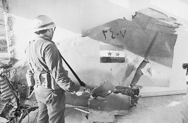 مضادات الدبابات السورية في حرب 1982 Mif23syria